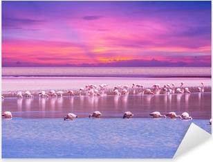 Pixerstick Dekor Flamingo