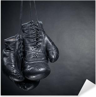 Pixerstick Dekor Gamla boxhandskar