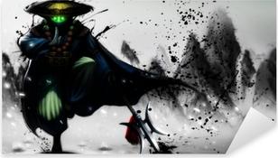Pixerstick Dekor Jax - League of Legends