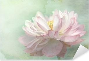 Pixerstick Dekor Lotusblomma