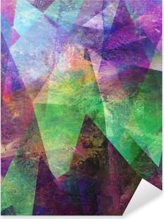 Pixerstick Dekor Malerei graphik abstrakt