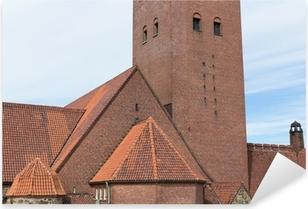 Pixerstick Dekor Masthuggskyrkan kyrka på Göteborg i Sverige