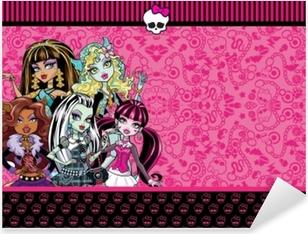 Pixerstick Dekor Monster High