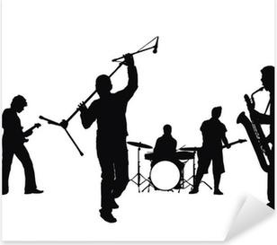 Pixerstick Dekor Rock'n'roll