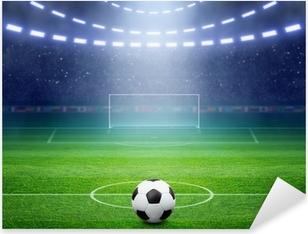 Pixerstick Dekor Soccer Stadium