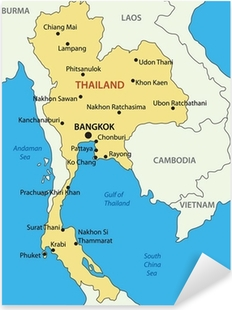 Karta Indien Thailand.Dekor Indien Vektor Karta Pixers Vi Lever For Forandring