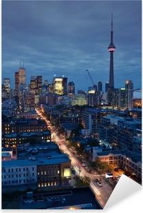 Pixerstick Dekor Toronto lampor