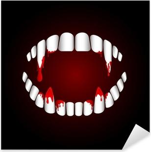 Pixerstick Dekor Vampire tänder