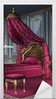 Fotobehang Barok slaapkamer • Pixers® - We leven om te veranderen