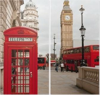 Díptico London, England