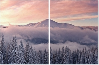 mountain Diptych