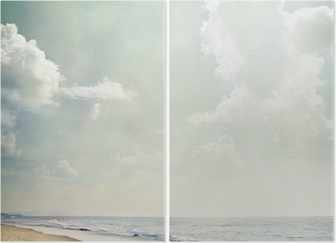 Nature-74 Diptych