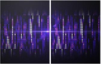 Coole Hintergrund Pixel