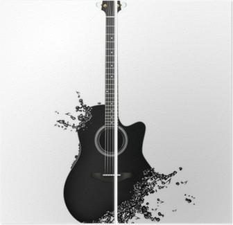 Diptychon Electric guitar
