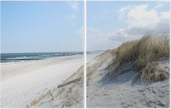 Diptych Beach duny