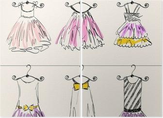 5c7c1cdf4474 Dekor Fashionabla vackra kläder för små flickor • Pixers® - Vi lever för  förändring