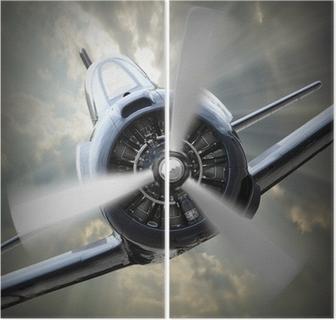 Diptyk Propellerplan.