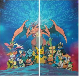 Dittico Pokémon