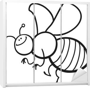 Arı Boyama Resmi