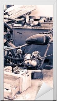 Dørklistremerke Motorrad alt oldie nostalgisk motorsykkel