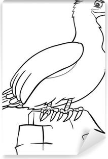 Boyama Kitabi Icin Karikatur Kartal Poster Pixers Haydi