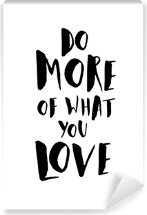 Vinil Duvar Resmi Motivasyon Alıntı Poster