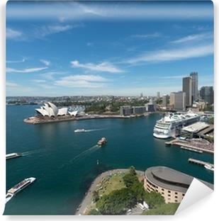 Vinil Duvar Resmi Opera evi Sydney dönüm noktası olduğunu