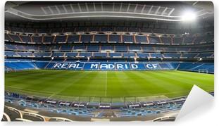 Vinil Duvar Resmi Santiago Bernabéu