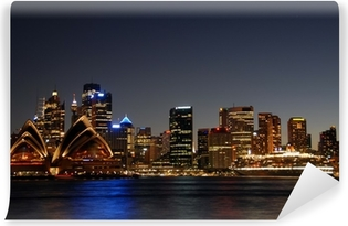 Vinil Duvar Resmi Sidney Opera Binası