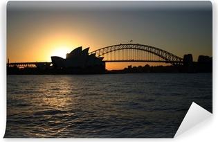 Vinil Duvar Resmi Sydney liman