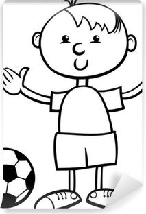 Top Karikatür Boyama Ile çocuk Poster Pixers Haydi Dünyanızı
