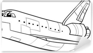 Düşük Kanat Uçak Uçak Boyama Duvar Resmi Pixers Haydi Dünyanızı