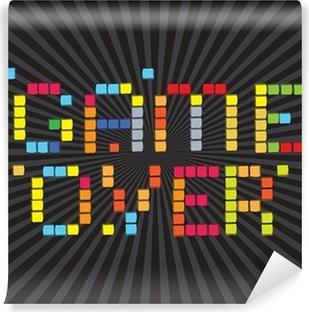 Vinil Duvar Resmi Video Oyunları Simgeler