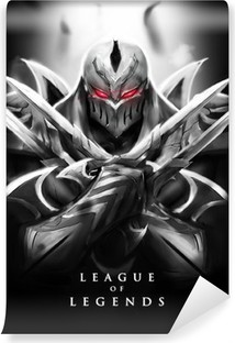 Vinil Duvar Resmi Zed - League of Legends