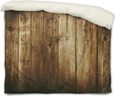 Dark Vintage Wood Backdrop Duvet Cover