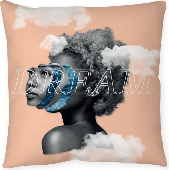 Sognare Cuscini.Federa Per Cuscino Sognare Pixers Viviamo Per Il Cambiamento