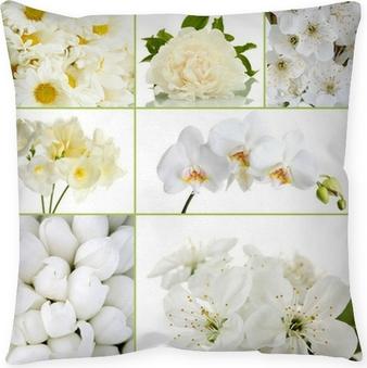 Close up white chrysanthemum flowers with green center poster close up white chrysanthemum flowers with green center poster pixers we live to change mightylinksfo