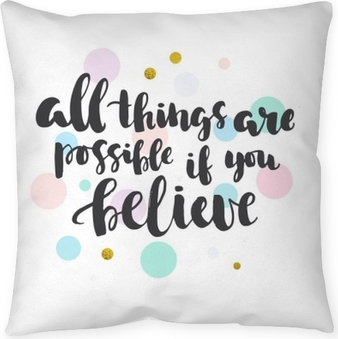 Quotes floor pillows pixers motivational poster about believing in yourself floor pillow solutioingenieria Gallery