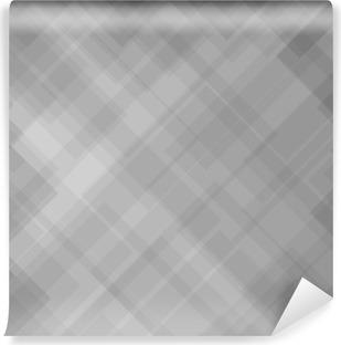 Vinyl Fotobehang Abstract Grey Pattern