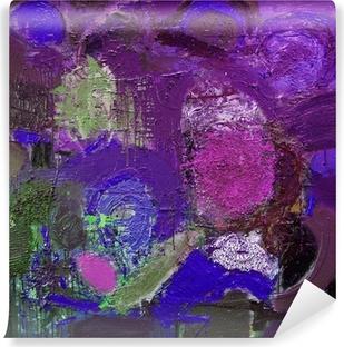 Vinyl Fotobehang Abstracte tekens