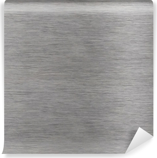 Vinyl Fotobehang Aluminiumoppervlakte