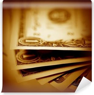 Vinyl Fotobehang Amerikaanse dollars