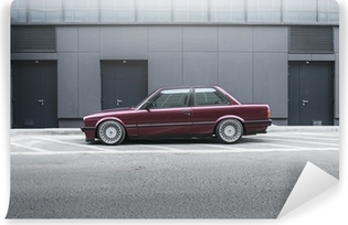 Vinyl Fotobehang BMW E30