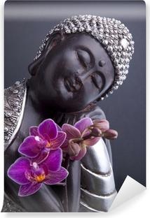 Vinyl Fotobehang Boeddha en Serenity