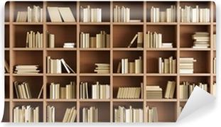 Fotobehang Boekenkasten • Pixers® - We leven om te veranderen