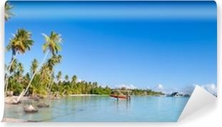 Vinyl Fotobehang Bora Bora panorama