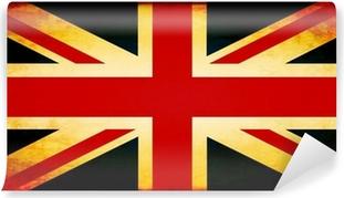 Vinyl Fotobehang Britse vlag