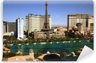 Vinyl Fotobehang Casino's van Las Vegas