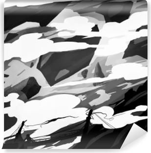 Vinyl Fotobehang Concept art