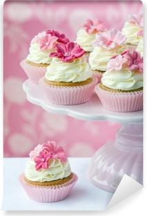 Vinyl Fotobehang Cupcakes